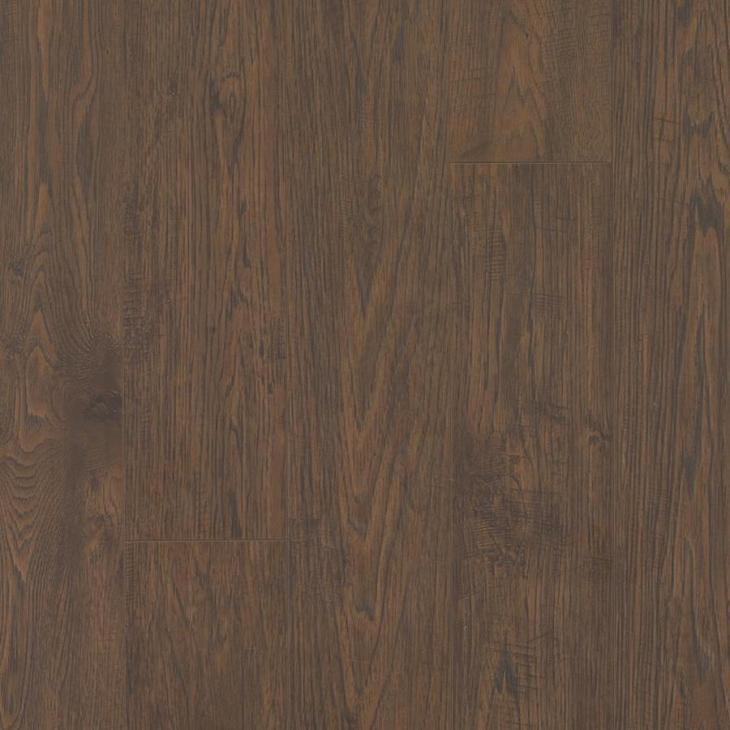 QuickStep Studio Whiskey Hickory 6.14-in W x 3.93-ft L Embossed Wood Plank Laminate  Flooring