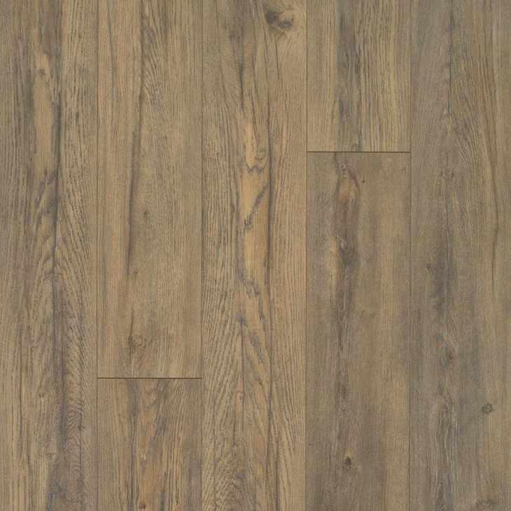 QuickStep Studio Watkins Oak 7.48-in W x 3.93-ft L Embossed Wood Plank Laminate  Flooring