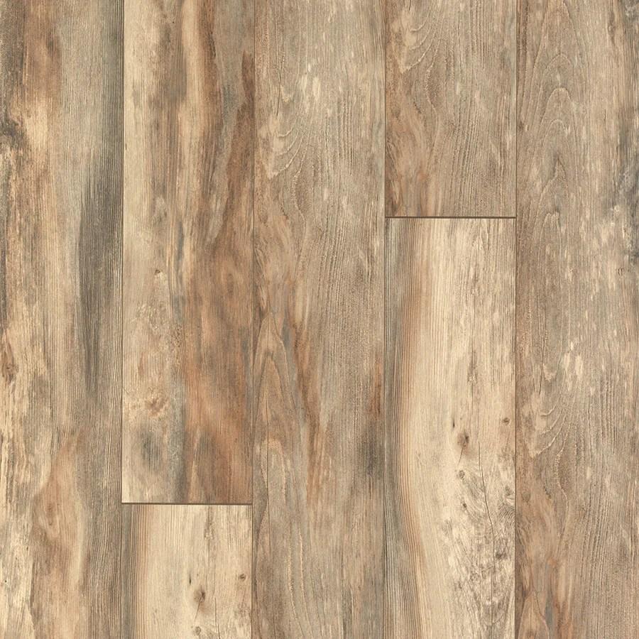 pergo portfolio wetprotect waterproof brentwood pine 7 48 in w x 47 24 in l waterproof embossed wood plank laminate flooring 22 09 sq ft