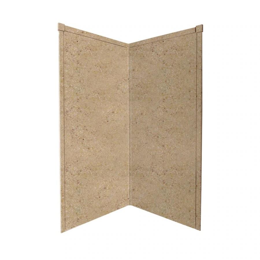 Corner Shower Base And Panels
