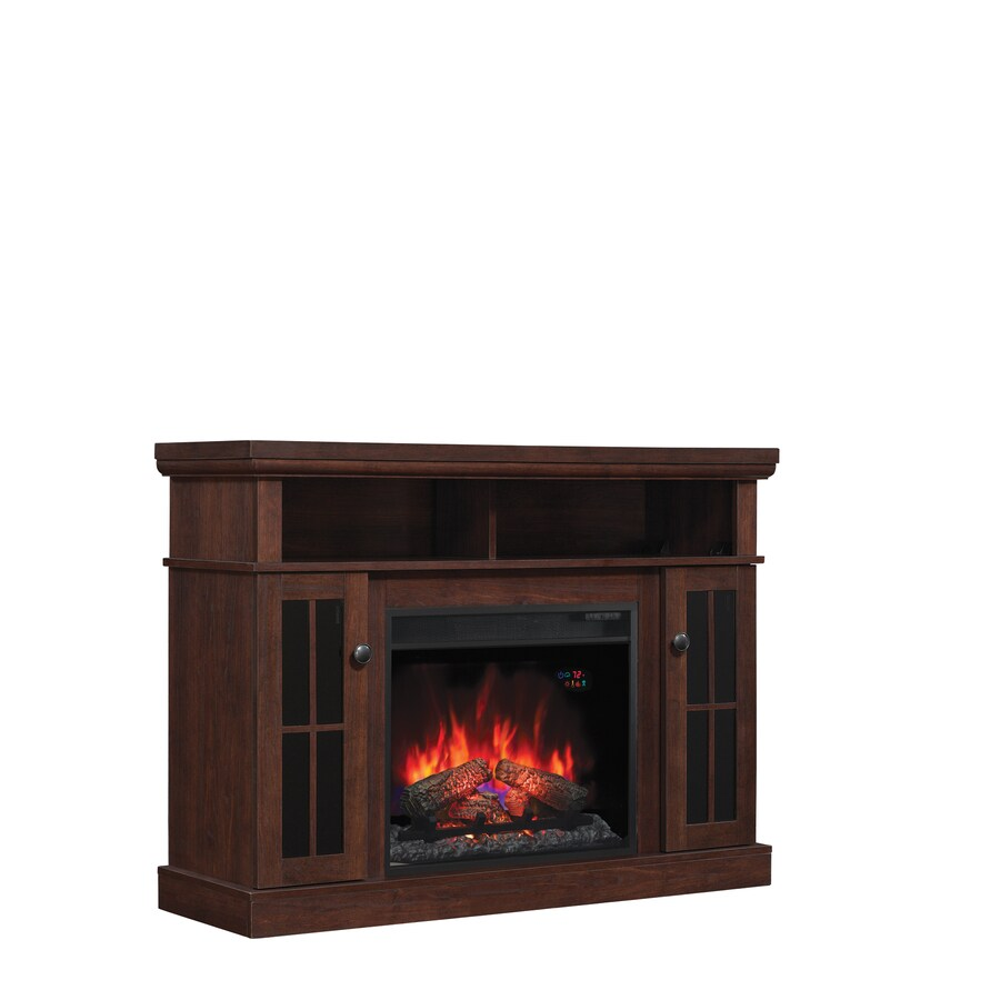 Media electric fireplace on Shoppinder