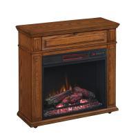 Shop Duraflame 31.5-in W 5,200-BTU Premium Oak Wood Veneer ...