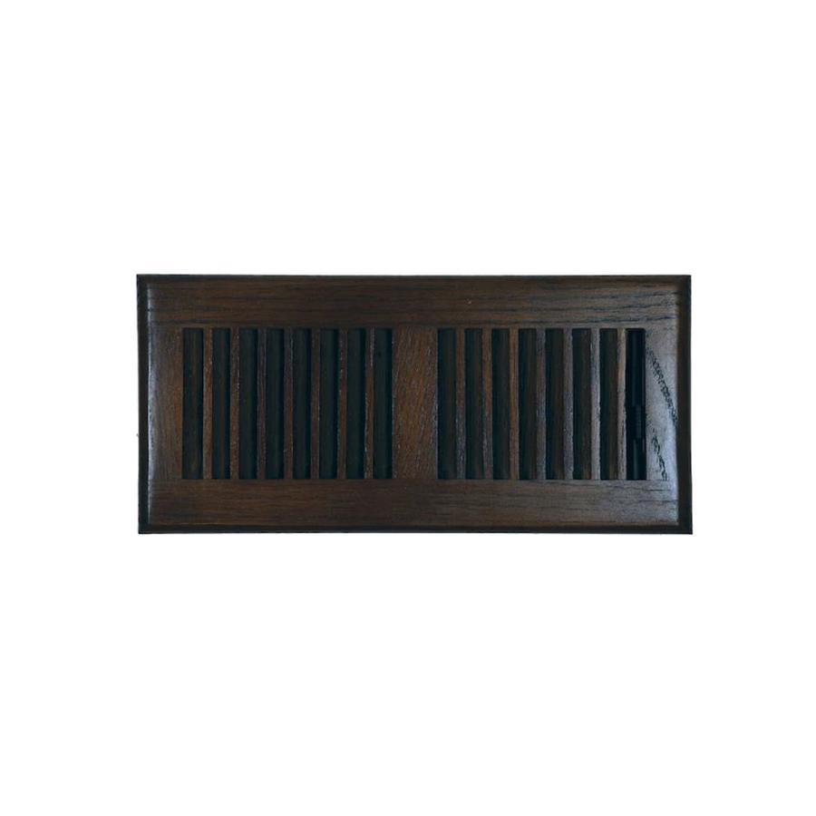 Accord Select Oak Dark Oak Floor Register Duct Opening 4