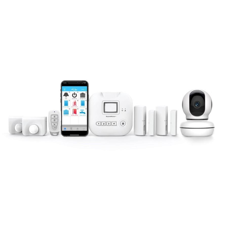 hight resolution of skylink alarm system starter kit home automation security pack