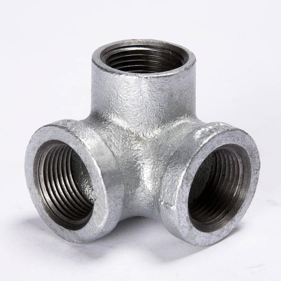 Shop B&K Galvanized Elbow Fittings at Lowes.com