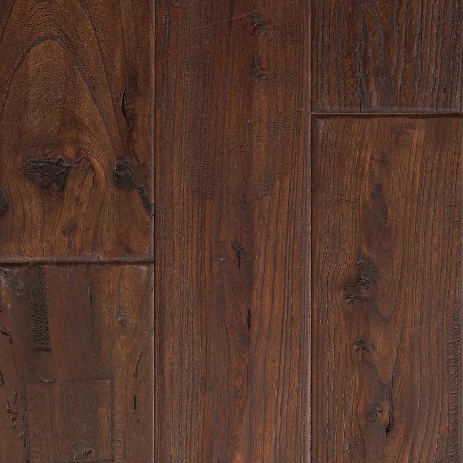 Shop Mohawk Montefino 5in Antique Elm Walnut Elm Hardwood Flooring 1969sq ft at Lowescom