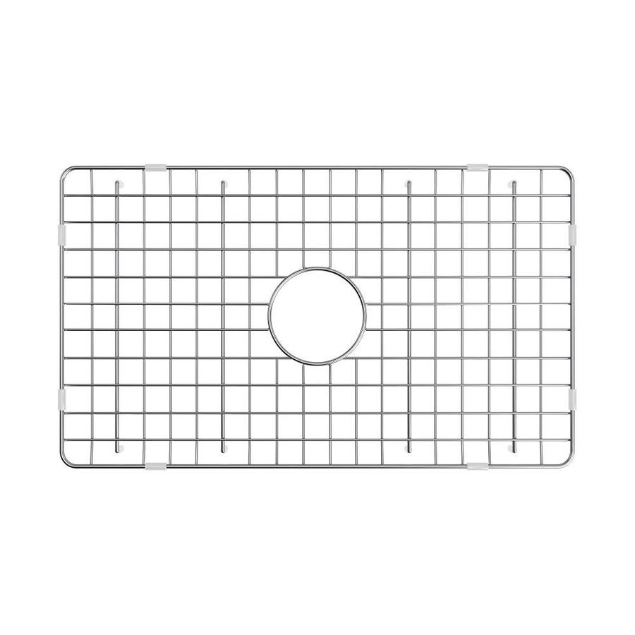 LaToscana 27.5 in. Fireclay Grid for Undermount Sink at