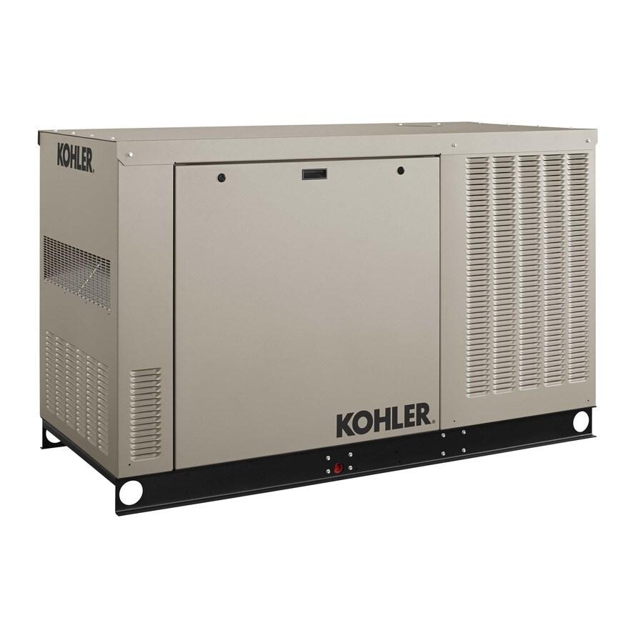 Shop KOHLER 24Watt LP21Watt NG Standby Generator at