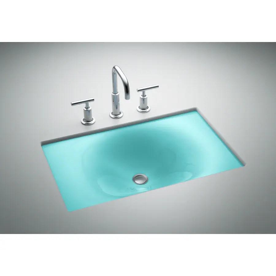 lowes undermount kitchen sink gold faucet shop kohler iron/tones vapour green cast iron ...