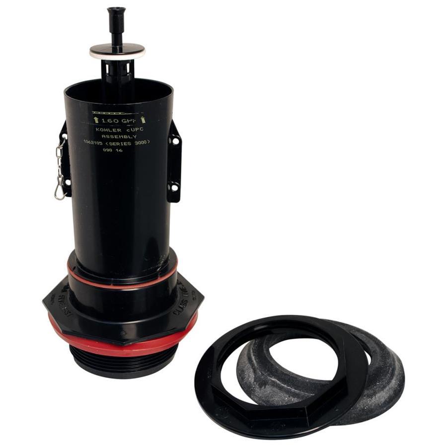 medium resolution of kohler wellworth and highline plastic 3 in flush valve assembly for kohler