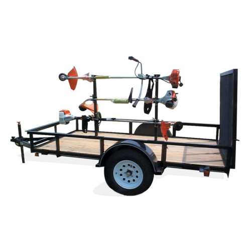 small resolution of carry on trailer 14 in weed trimmer rack