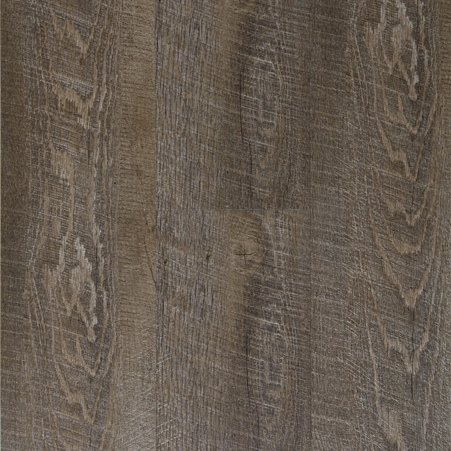 Style Selections 1piece 6in X 36in Driftwood Peel and