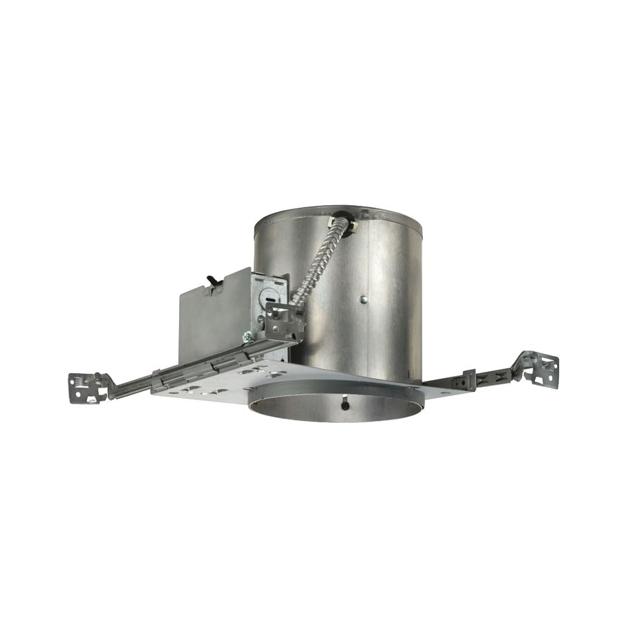 lithonia lighting new construction airtight ic 6 in recessed light housing