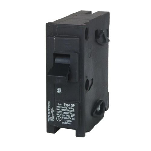 small resolution of siemens qp 30 amp 1 pole single pole circuit breaker