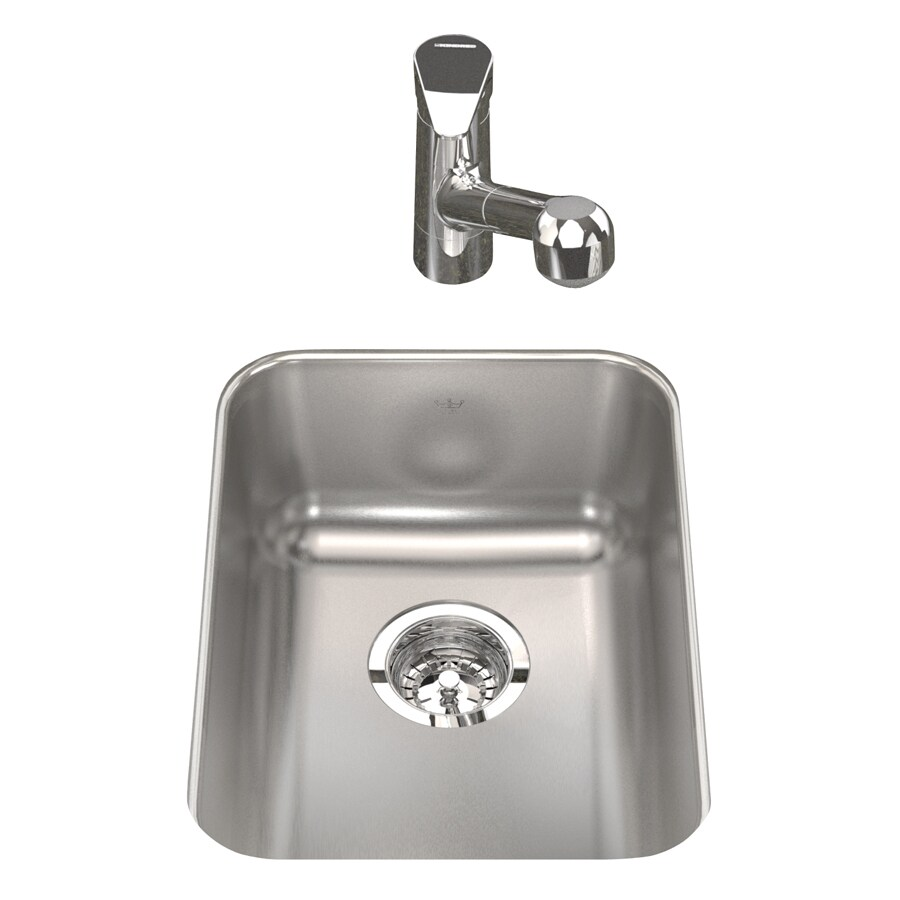 kindred rectangle stainless steel