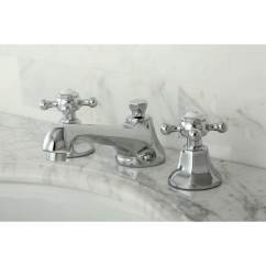 Kingston Brass Kitchen Faucets Track Lighting For Island Shop Concord Chrome 2-handle Widespread ...