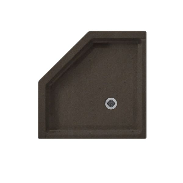 Canyon Solid Surface Shower Base Swanstone