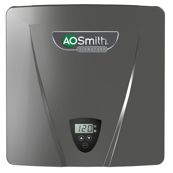 Smith Signature 240-volt 28 Kilo-watt 2.4-gpm Tankless Electric Water Heater