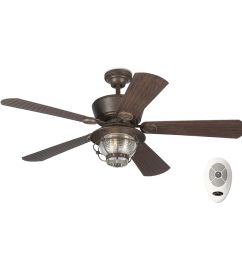 harbor breeze merrimack 52 in antique bronze indoor outdoor downrod rh lowes com harbor breeze switch wiring diagram harbor breeze ceiling fan with remote  [ 900 x 900 Pixel ]