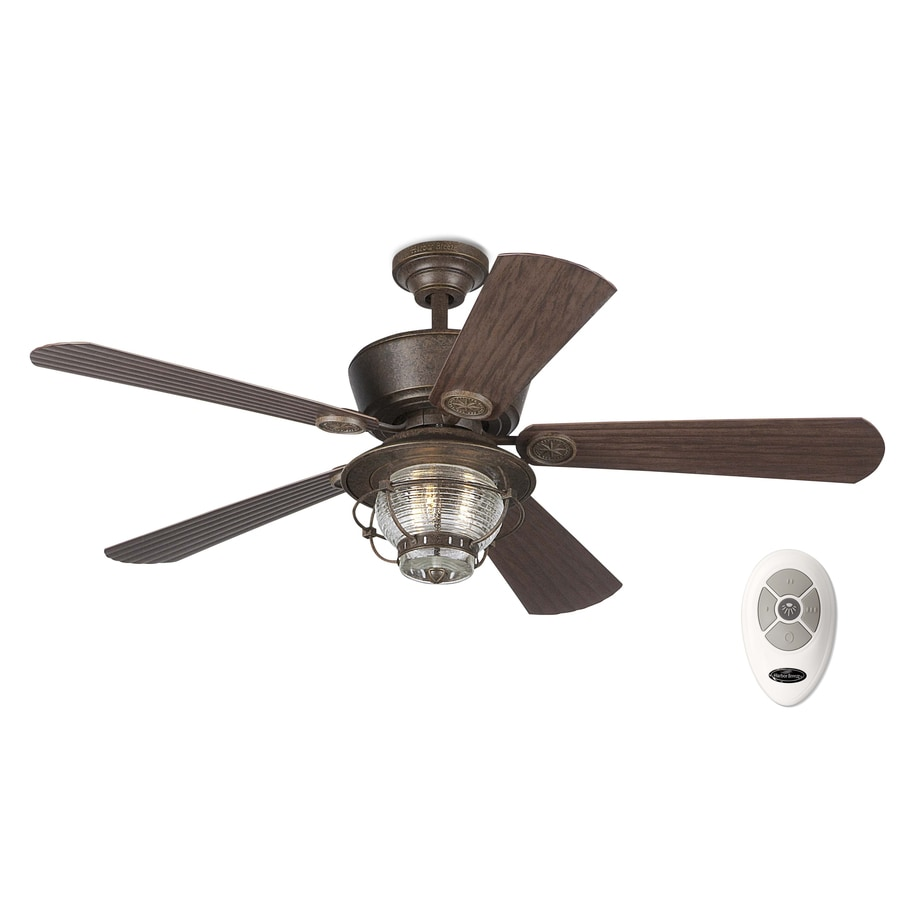 hight resolution of harbor breeze merrimack 52 in antique bronze indoor outdoor downrod rh lowes com harbor breeze switch wiring diagram harbor breeze ceiling fan with remote