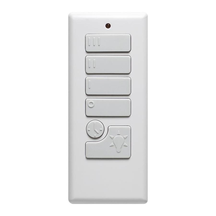 hight resolution of harbor breeze off white handheld universal ceiling fan remote control