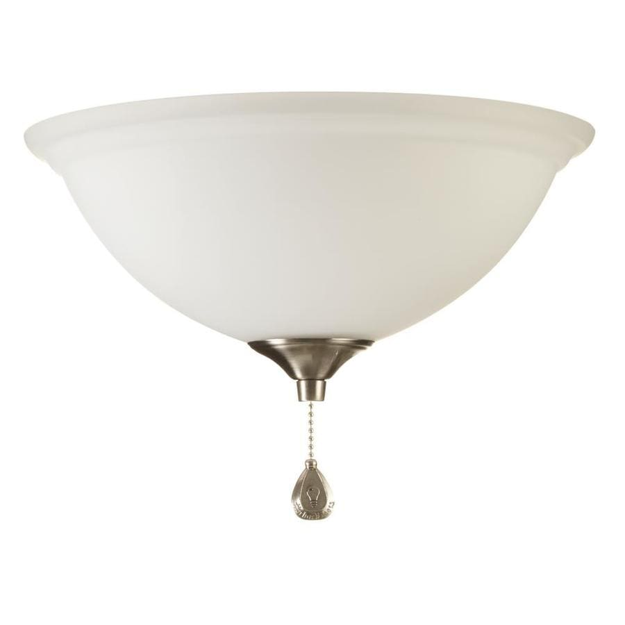 medium resolution of harbor breeze 2 light brass bronze brushed nickel white led ceiling fan