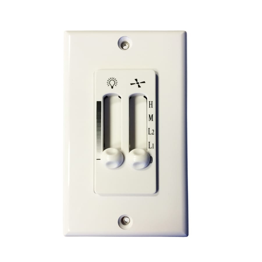 Ceiling Fan Universal Remote Wall Switch Install Which Wires