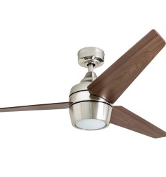 honeywell eamon 52 in led indoor ceiling fan with light kit and remote 3 blade  [ 900 x 900 Pixel ]