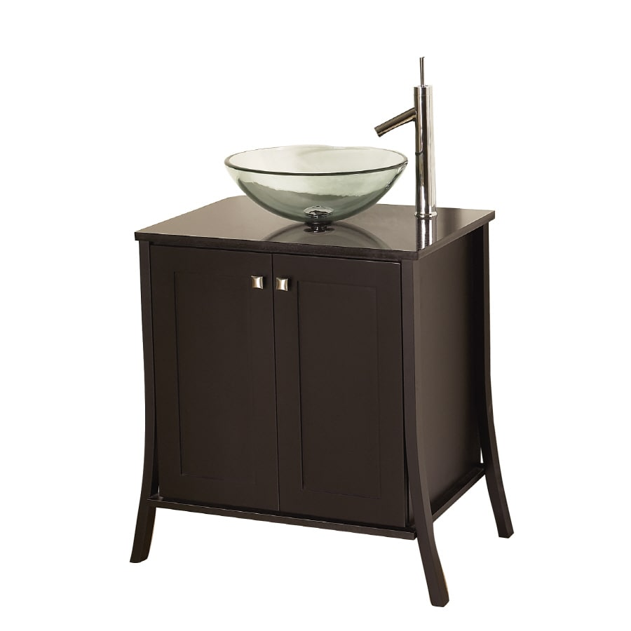 single sink bathroom vanity
