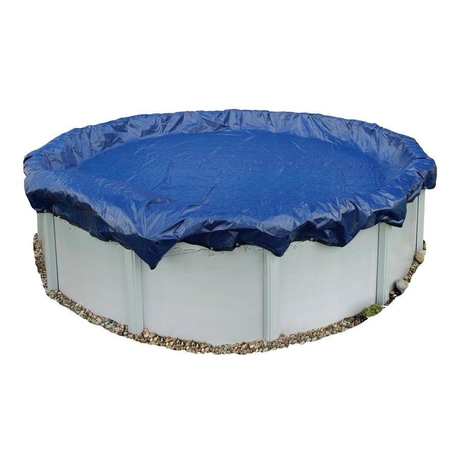 Blue Wave 32ft x 32ft Gold Polyethylene Winter Pool Cover at Lowescom