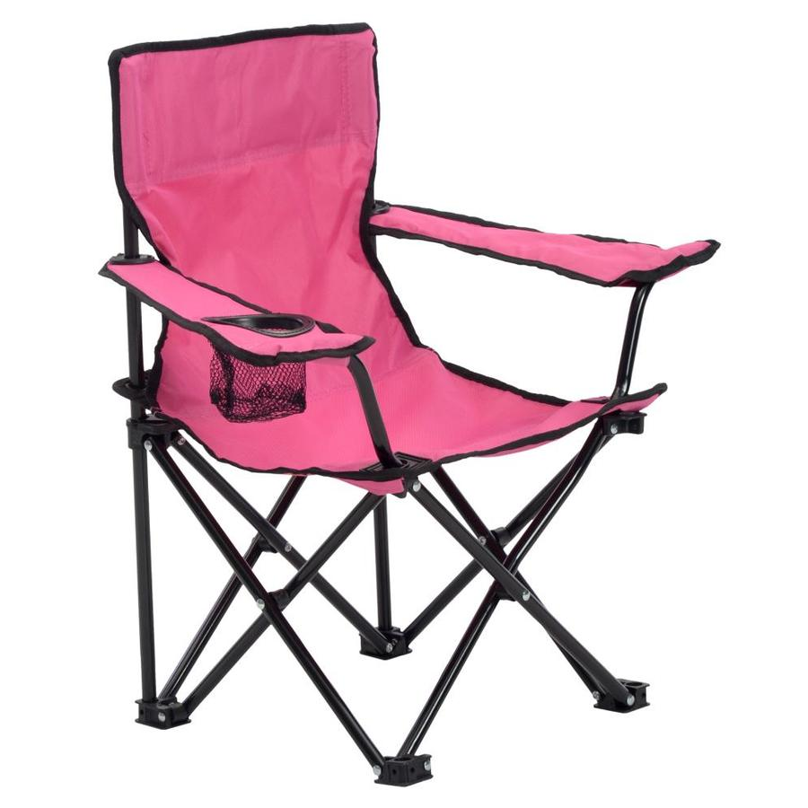 Quik Shade Pink Folding Camping Chair at Lowescom