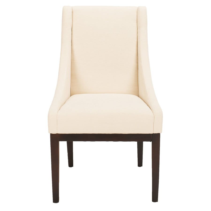 Shop Safavieh Mercer Cream Accent Chair at Lowescom