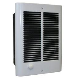 fahrenheat 1 500 watt 120 volt forced air heater 9 in l x 12 in  [ 900 x 900 Pixel ]