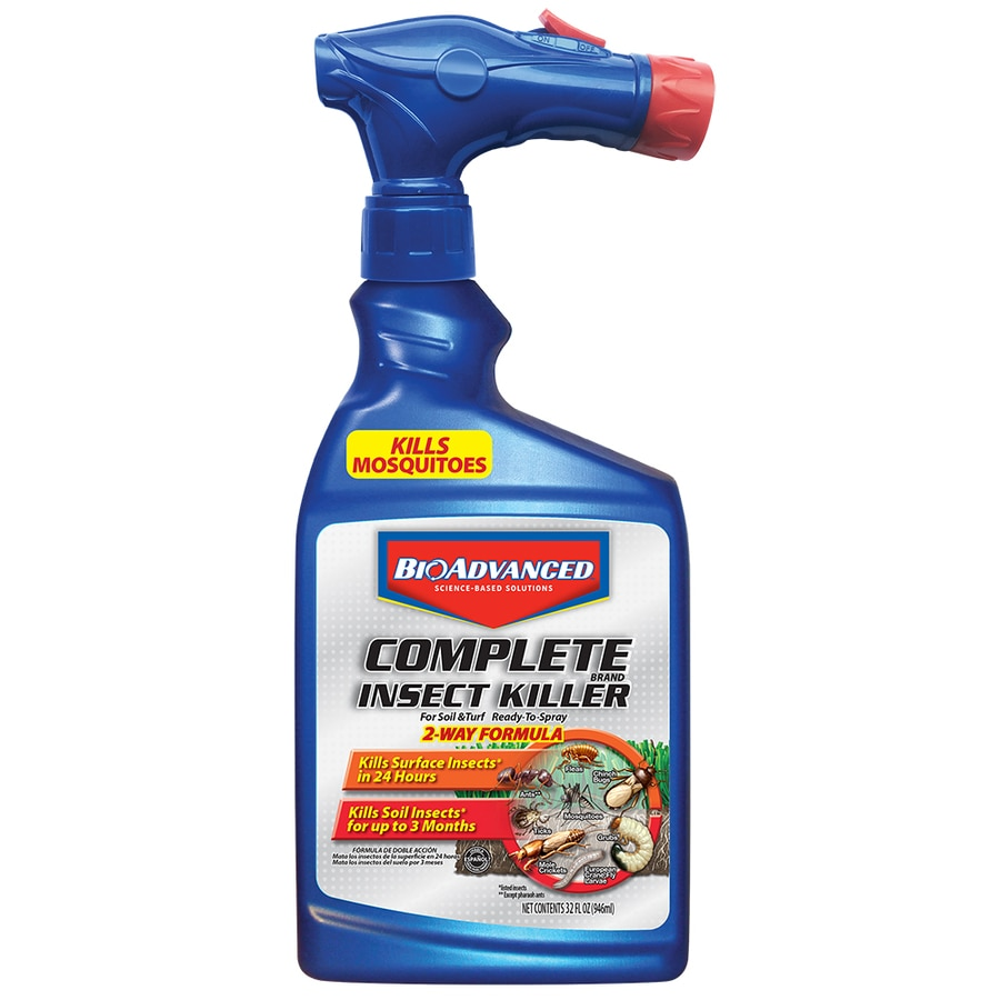 BAYER ADVANCED Complete 32fl oz Insect Killer at Lowescom