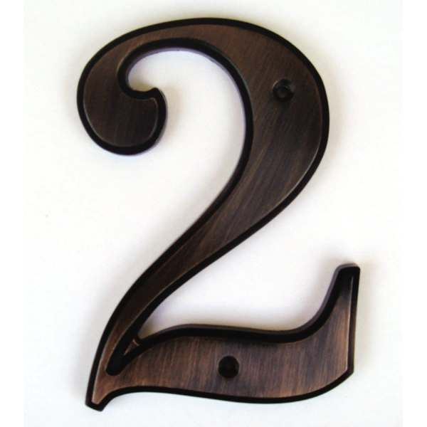 Gatehouse House Numbers