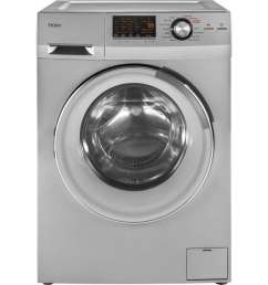 haier 2 cu ft ventless combination washer and dryer silver  [ 900 x 900 Pixel ]