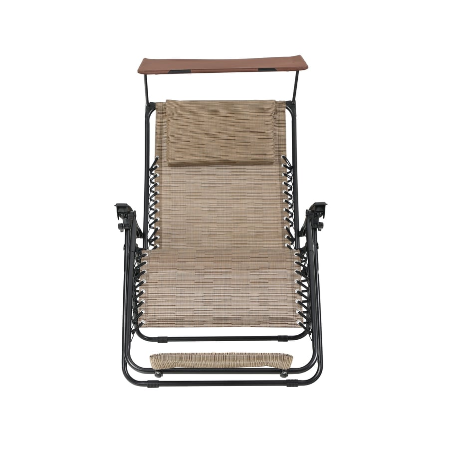 sonoma anti gravity chair review used eames garden treasures steel zero with sling at lowes com