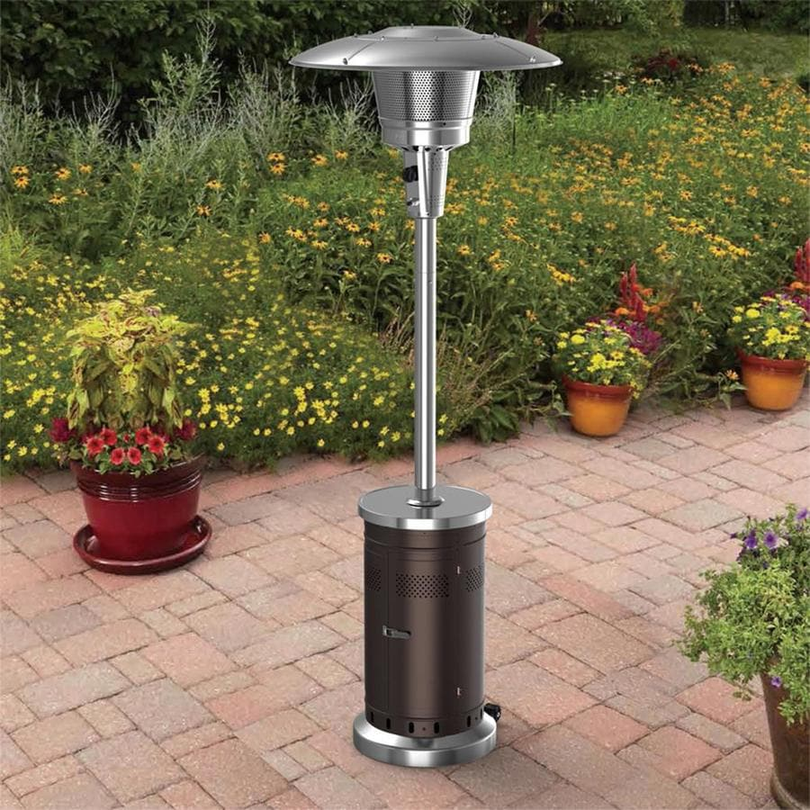 Paramount Stainless Steel Table Top Propane Patio Heater Ph T 107