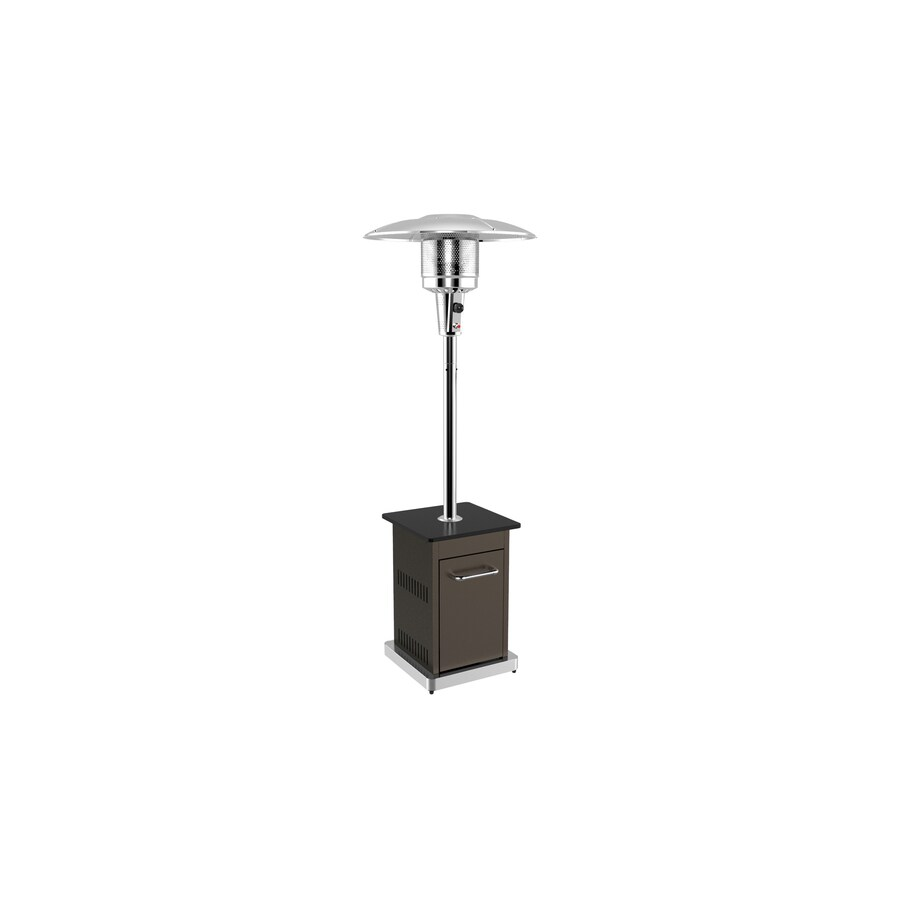 gas patio heaters department at lowes com