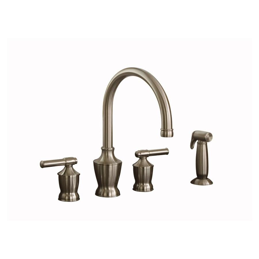aquasource 2 handle kitchen faucet
