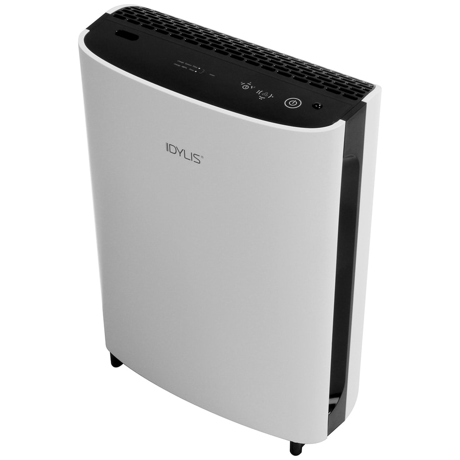 Shop Idylis 3speed 310sq Ft Hepa Air Purifier Energy
