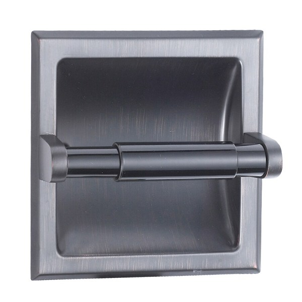 Style Selections Seton Oil-rubbed Bronze Recessed Toilet
