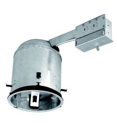 utilitech remodel airtight ic recessed light housing common 6 in actual  [ 900 x 900 Pixel ]