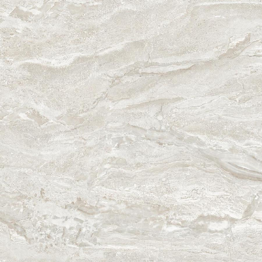 cci il marmi gray 24 in x 24 in polished porcelain marble look tile