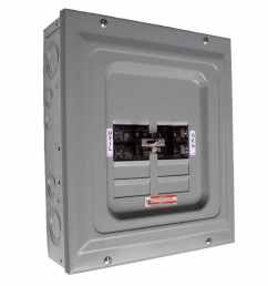 generac 60 amp single load manual transfer switch [ 900 x 900 Pixel ]