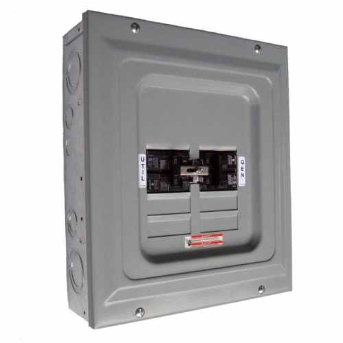 small resolution of generac 100 amp single load manual transfer switch