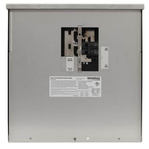small resolution of fuse box transfer switch