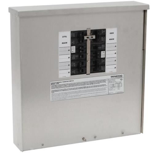 small resolution of generac 200 amp manual transfer switch