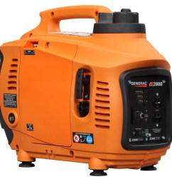 generac ix 2200 watt electronic inverter module gasoline portable generator [ 900 x 900 Pixel ]