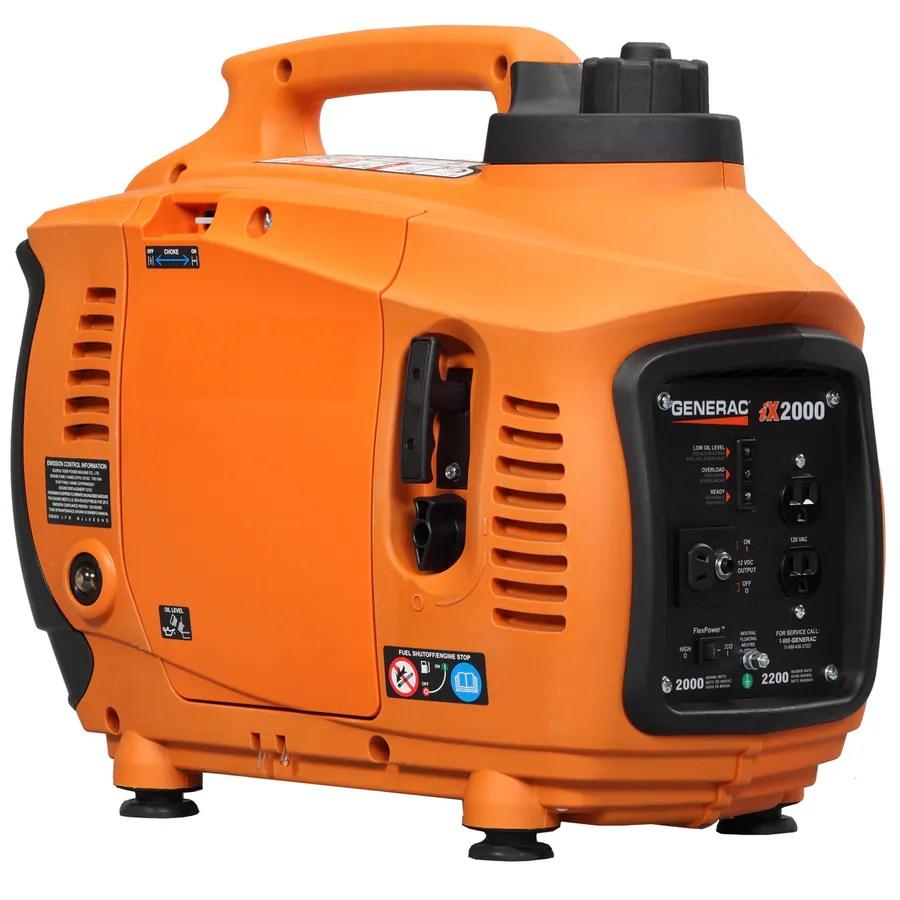 medium resolution of generac ix 2200 watt electronic inverter module gasoline portable generator